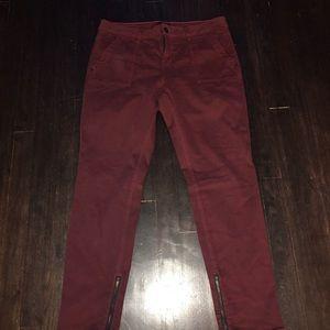 Sanctuary Burgundy Jeans